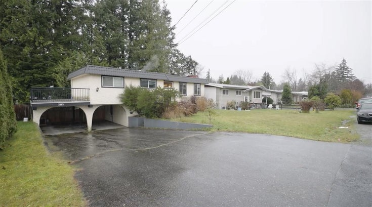 2115 BROADWAY STREET - Abbotsford West House/Single Family for sale, 4 Bedrooms (R2524770)