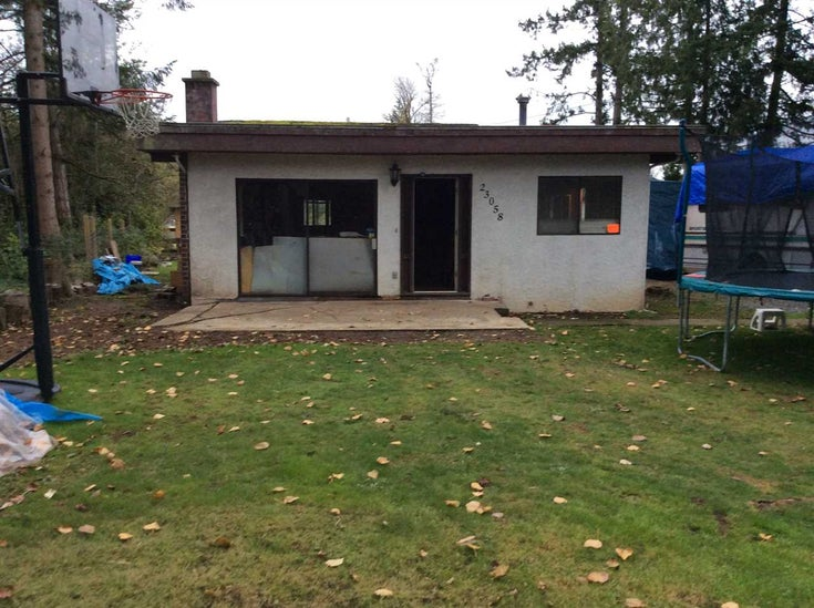 23058 OLD YALE ROAD - Campbell Valley House/Single Family for sale, 2 Bedrooms (R2524832)