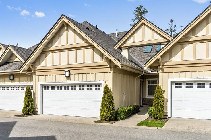 47 14968 24 AVENUE - Sunnyside Park Surrey Townhouse for sale, 3 Bedrooms (R2524857)