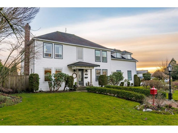 18268 54 AVENUE - Cloverdale BC House/Single Family for sale, 3 Bedrooms (R2524866)