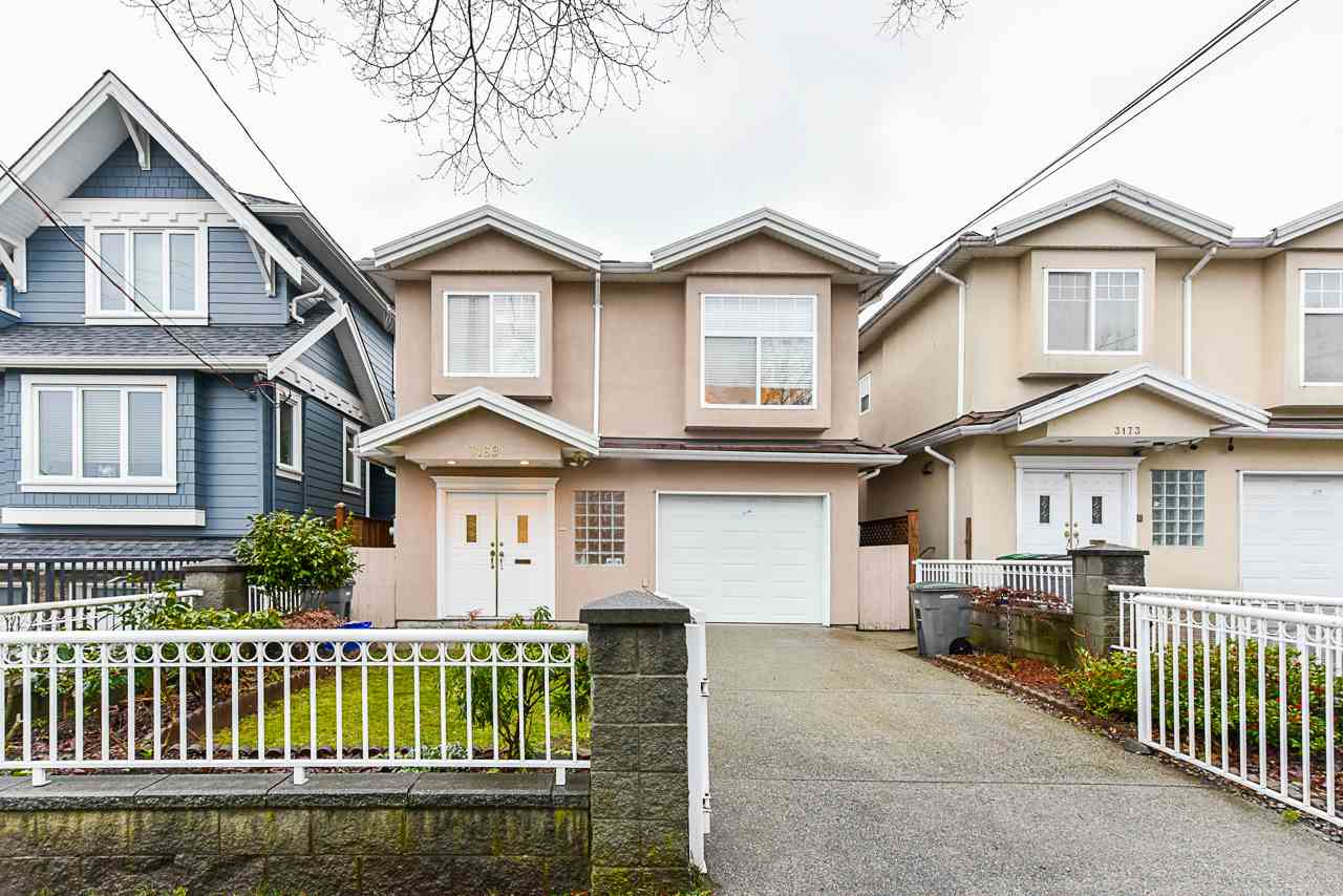3169 E 45TH AVENUE - Killarney VE House/Single Family for sale, 5 Bedrooms (R2524883) - #1