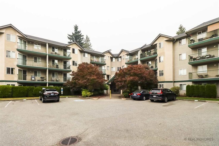 406 31771 PEARDONVILLE ROAD - Abbotsford West Apartment/Condo for sale, 2 Bedrooms (R2524952)