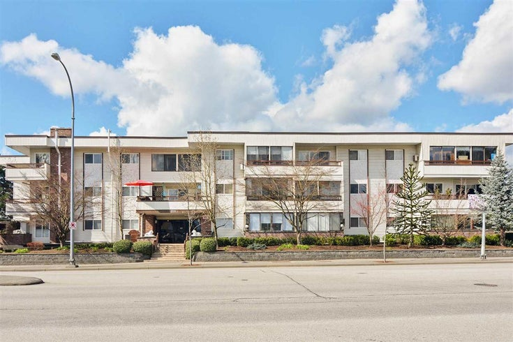 311 2211 CLEARBROOK ROAD - Abbotsford West Apartment/Condo for sale, 1 Bedroom (R2524980)