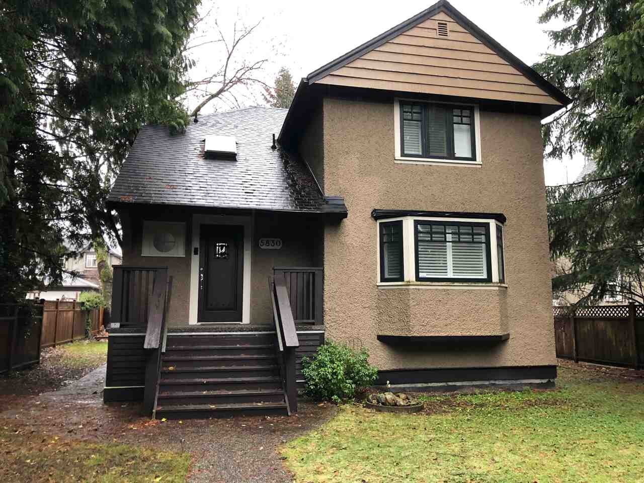 5830 GRANVILLE STREET - South Granville House/Single Family for sale, 5 Bedrooms (R2524983)