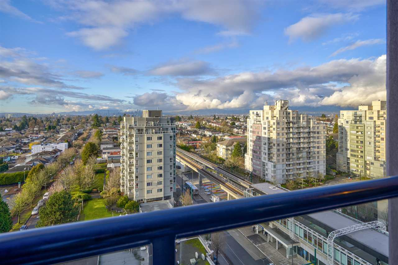 1503 3438 VANNESS AVENUE - Collingwood VE Apartment/Condo for sale(R2524986) - #1