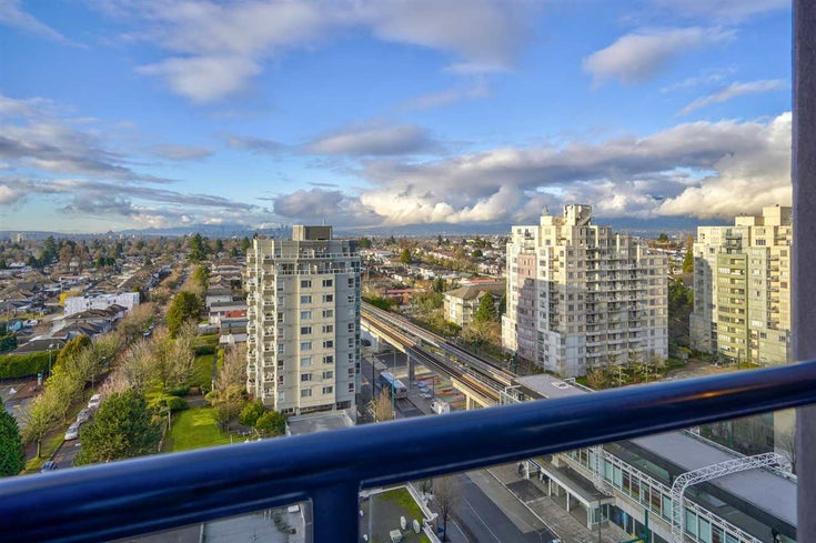 1503 3438 VANNESS AVENUE - Collingwood VE Apartment/Condo for sale(R2524986)