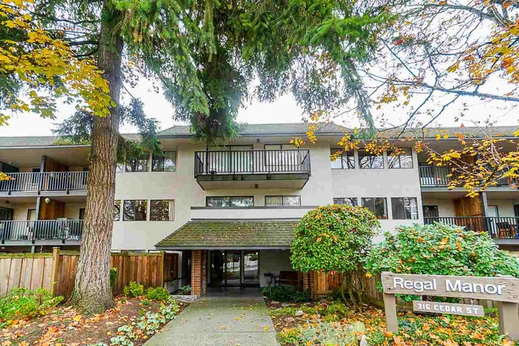 210 316 CEDAR STREET - Sapperton Apartment/Condo for sale, 2 Bedrooms (R2524998)