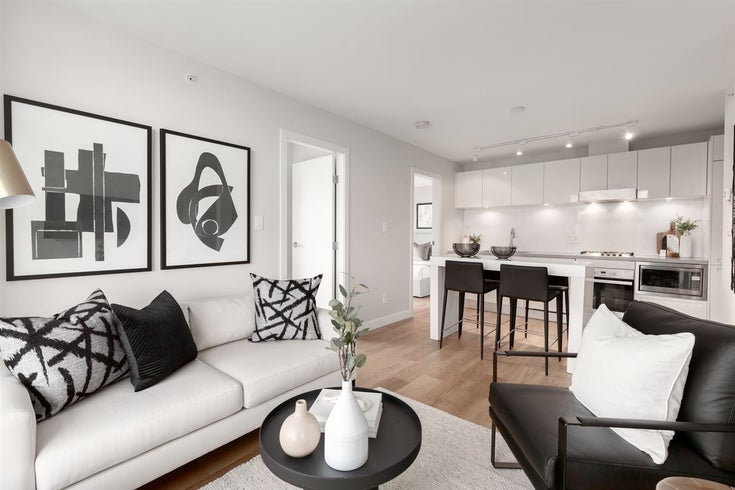 1109 188 KEEFER STREET - Downtown VE Apartment/Condo for sale, 3 Bedrooms (R2525097)