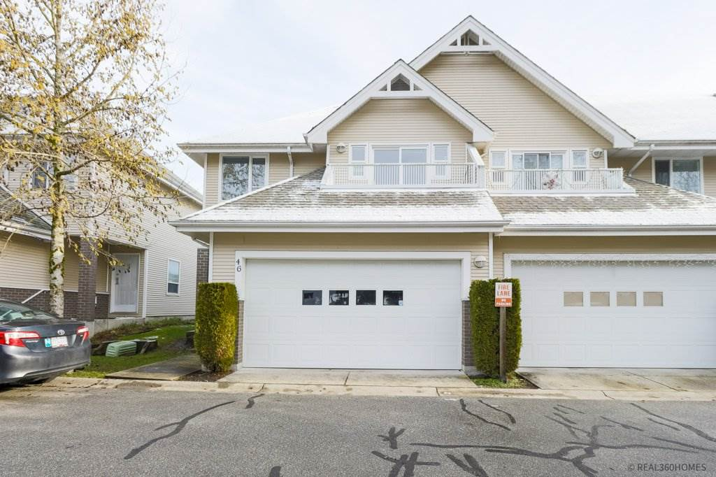 46 13918 58 AVENUE - Panorama Ridge Townhouse for sale, 4 Bedrooms (R2525114) - #1