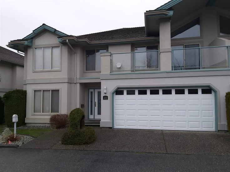 16 3555 BLUE JAY STREET - Abbotsford West Townhouse for sale, 4 Bedrooms (R2525196)