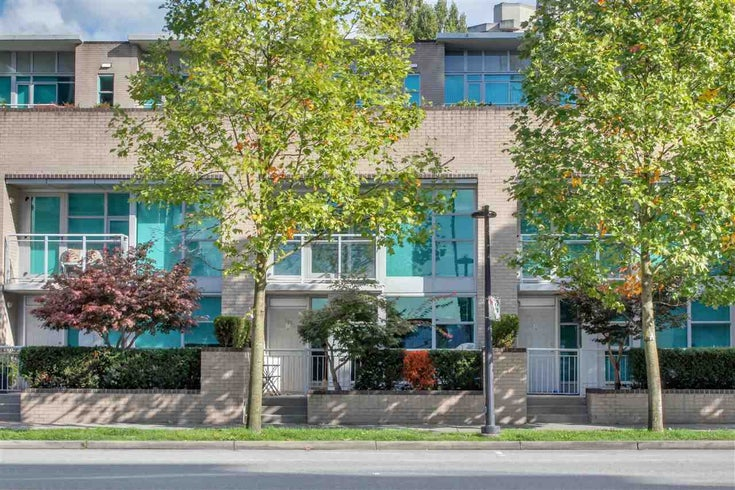 TH2 188 E ESPLANADE - Lower Lonsdale Townhouse for sale, 2 Bedrooms (R2525261)