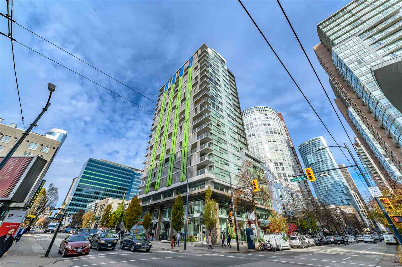 1807 999 SEYMOUR STREET - Downtown VW Apartment/Condo for sale, 2 Bedrooms (R2525323) - #1