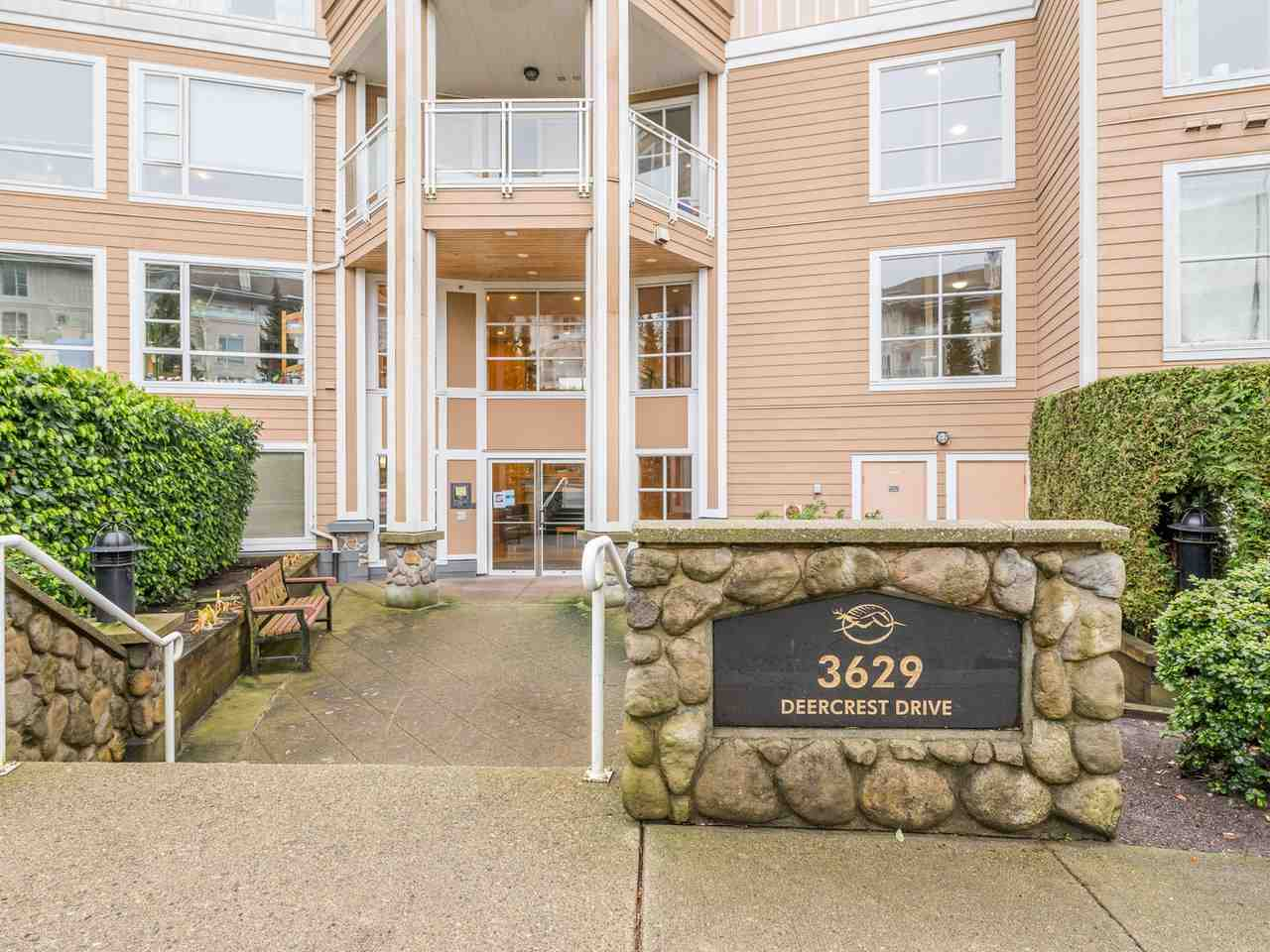 412 3629 DEERCREST DRIVE - Roche Point Apartment/Condo for sale, 1 Bedroom (R2525424) - #2
