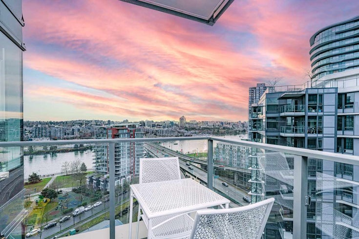 1858 38 SMITHE STREET - Downtown VW Apartment/Condo for sale, 2 Bedrooms (R2525431)