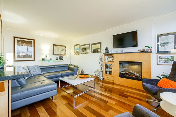1204 2055 PENDRELL STREET - West End VW Apartment/Condo for sale, 1 Bedroom (R2525436)