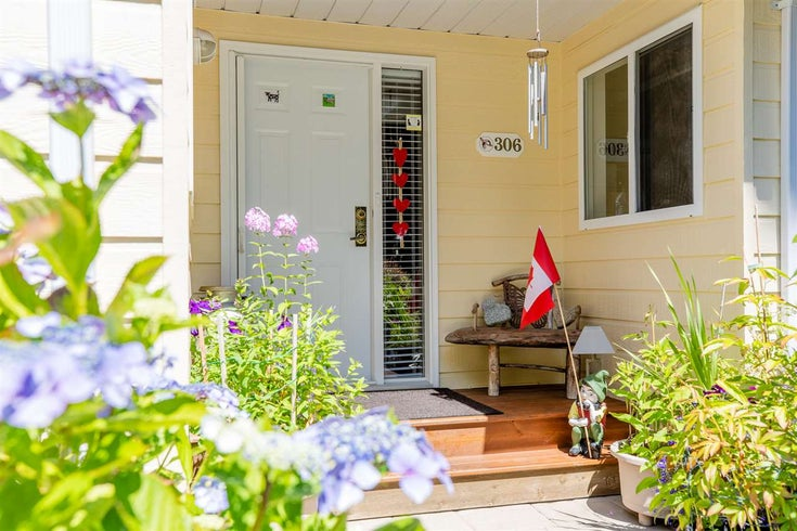 306 1585 FIELD ROAD - Sechelt District Townhouse for sale, 2 Bedrooms (R2525468)