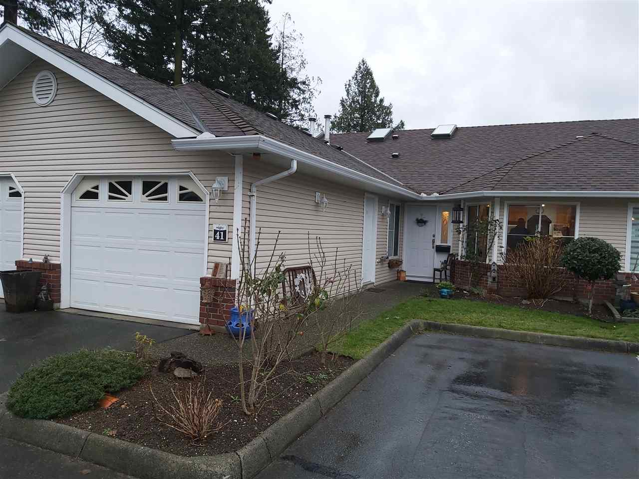 41 1973 WINFIELD DRIVE - Abbotsford East Townhouse for sale, 3 Bedrooms (R2525480) - #1