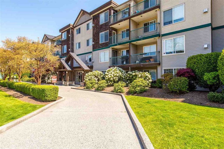 300 2350 WESTERLY STREET - Abbotsford West Apartment/Condo for sale, 2 Bedrooms (R2525532)