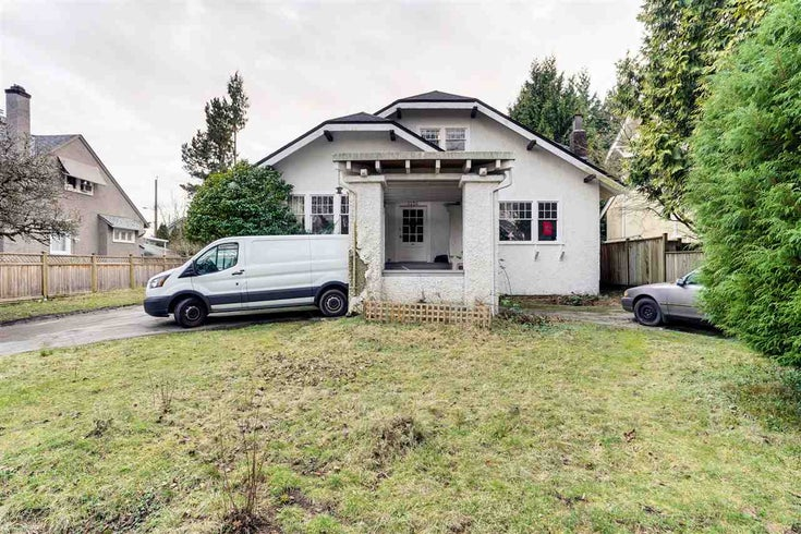 1226 W 26TH AVENUE - Shaughnessy House/Single Family for sale, 4 Bedrooms (R2525583)