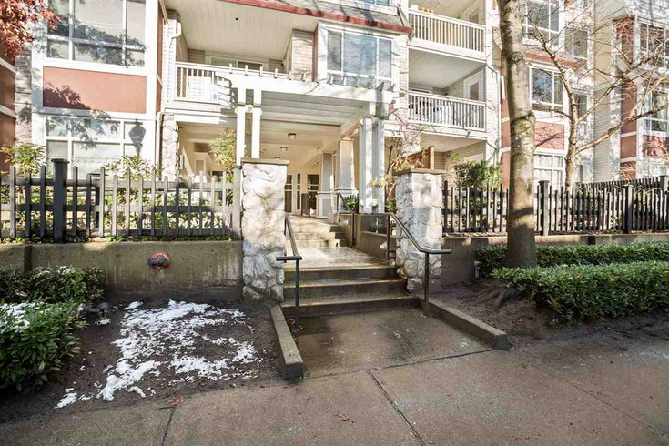 111 6833 VILLAGE GREEN - Highgate Apartment/Condo for sale, 1 Bedroom (R2525654)