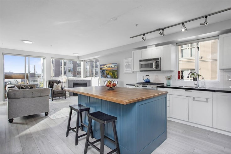 201 122 E 3RD STREET - Lower Lonsdale Apartment/Condo for sale, 2 Bedrooms (R2525697)