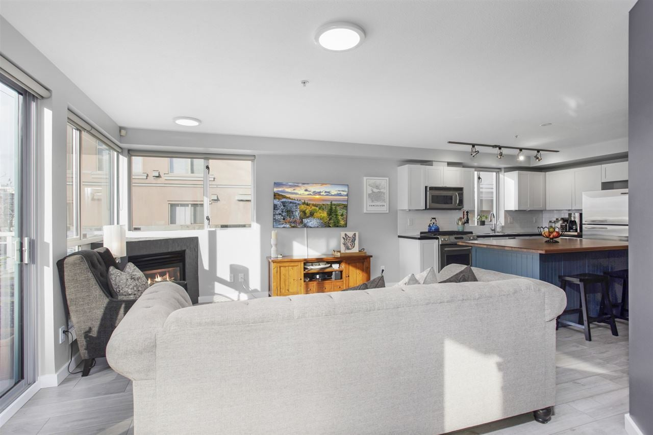 201 122 E 3RD STREET - Lower Lonsdale Apartment/Condo for sale, 2 Bedrooms (R2525697) - #6