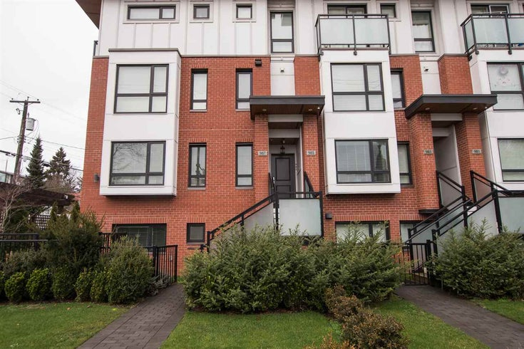 987 W 70TH AVENUE - Marpole Townhouse for sale, 2 Bedrooms (R2525753)