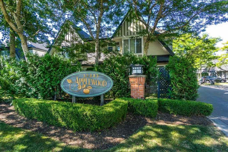 10 18883 65 AVENUE - Cloverdale BC Townhouse for sale, 3 Bedrooms (R2525762)