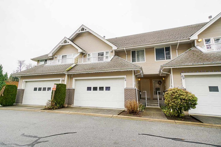 68 13918 58 AVENUE - Panorama Ridge Townhouse for sale, 4 Bedrooms (R2525786)