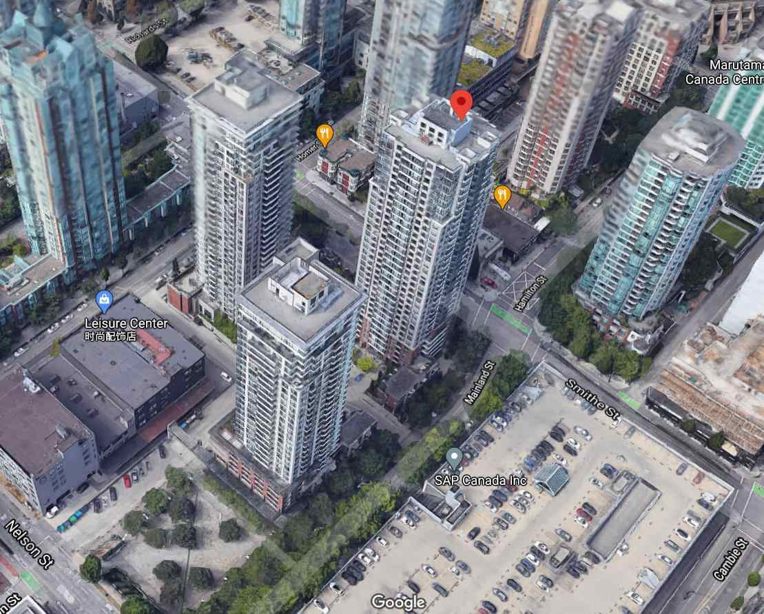 705 909 MAINLAND STREET - Yaletown Apartment/Condo for sale, 1 Bedroom (R2525797) - #1