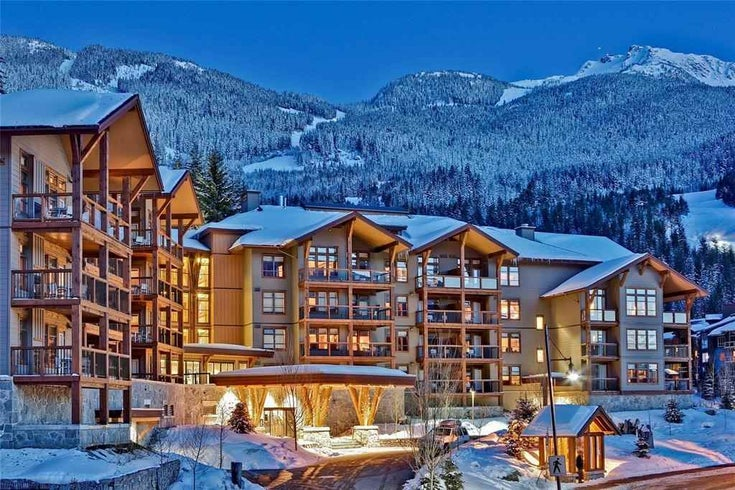 215A 2020 LONDON LANE - Whistler Creek Apartment/Condo for sale, 1 Bedroom (R2525798)