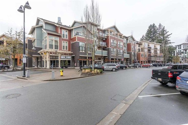 212 45530 MARKET WAY - Vedder S Watson-Promontory Apartment/Condo for sale, 1 Bedroom (R2525824)