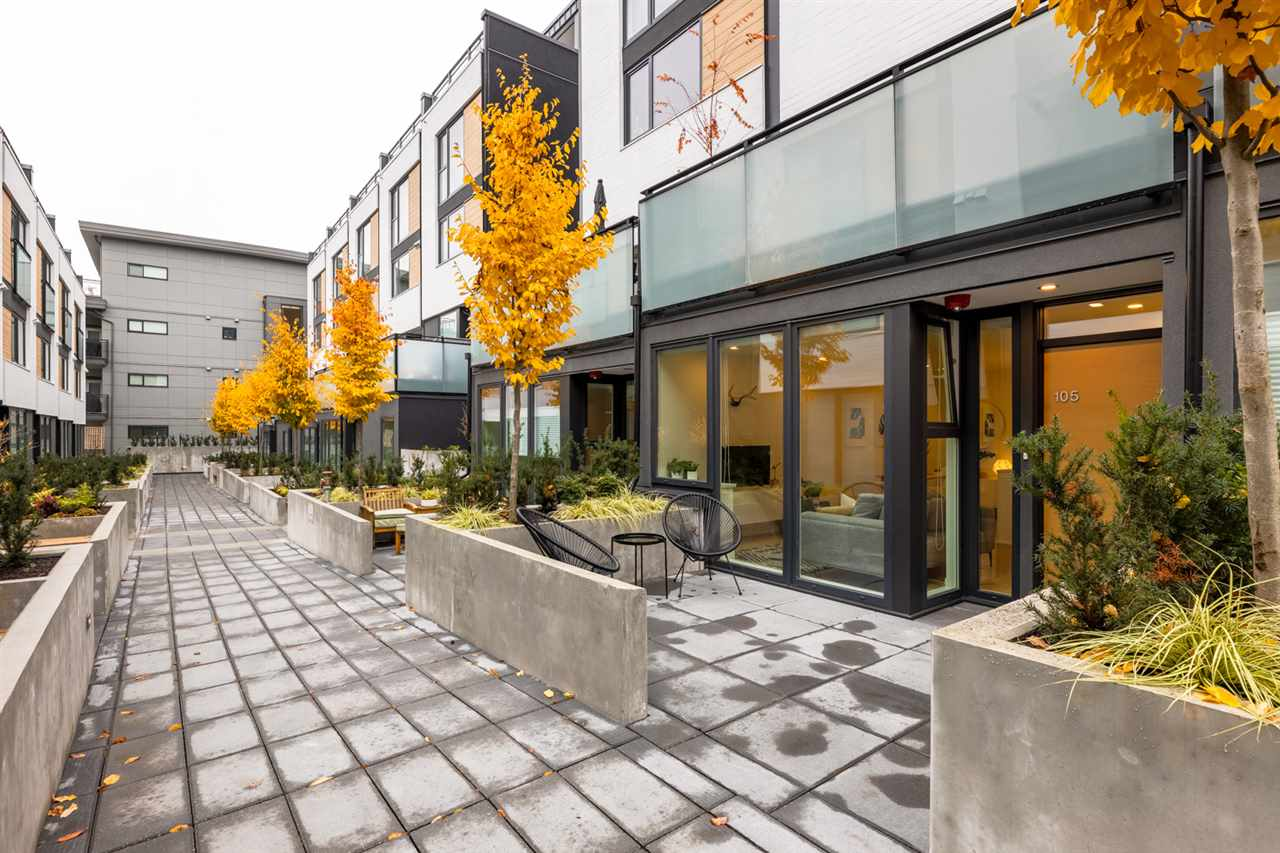 105 649 E 3RD STREET - Lower Lonsdale Apartment/Condo for sale, 1 Bedroom (R2525900) - #19