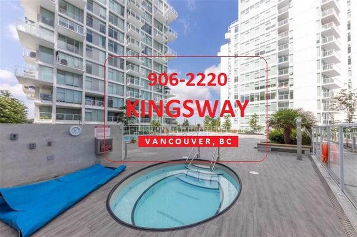 906 2220 KINGSWAY AVENUE - Victoria VE Apartment/Condo for sale, 2 Bedrooms (R2525905)