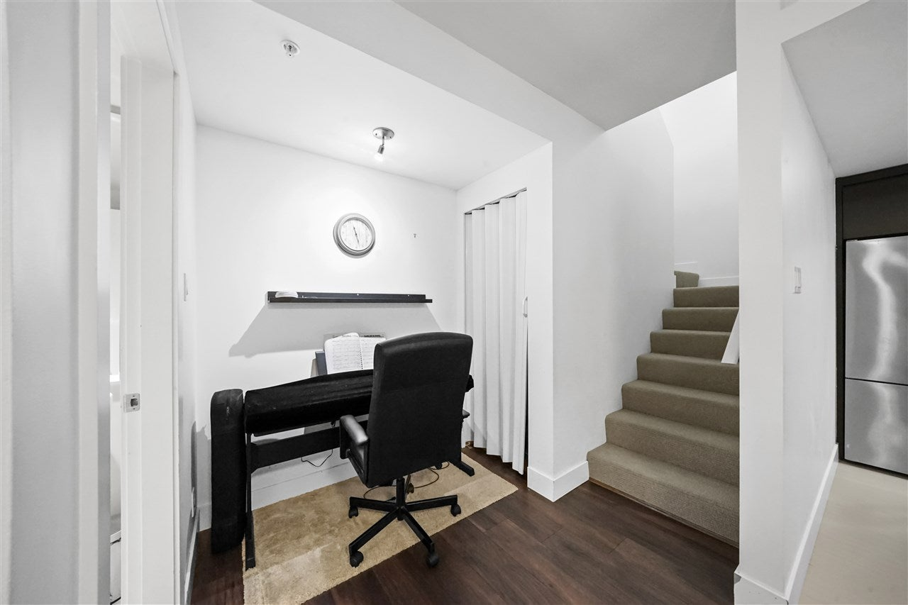 1322 CHESTERFIELD AVENUE - Central Lonsdale Townhouse for sale, 2 Bedrooms (R2525971) - #7