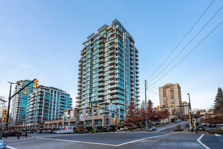 1502 188 E ESPLANADE - Lower Lonsdale Apartment/Condo for sale, 1 Bedroom (R2525992)
