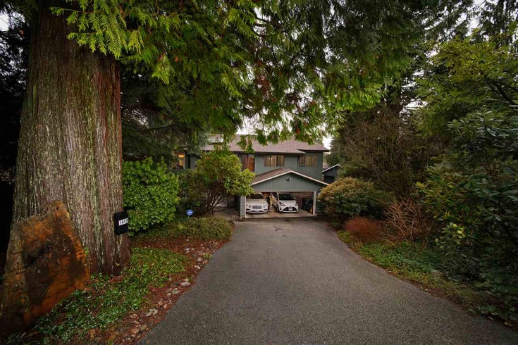 1449 COLEMAN STREET - Lynn Valley House/Single Family for sale, 5 Bedrooms (R2526009)