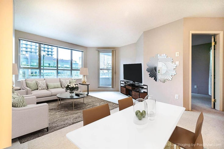 311 3455 ASCOT PLACE - Collingwood VE Apartment/Condo for sale, 1 Bedroom (R2526017)
