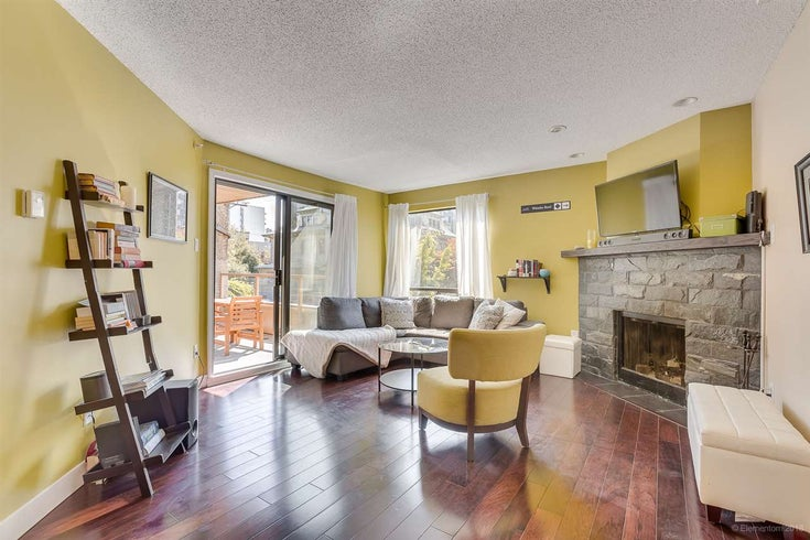 303 1500 PENDRELL STREET - West End VW Apartment/Condo for sale, 2 Bedrooms (R2526022)