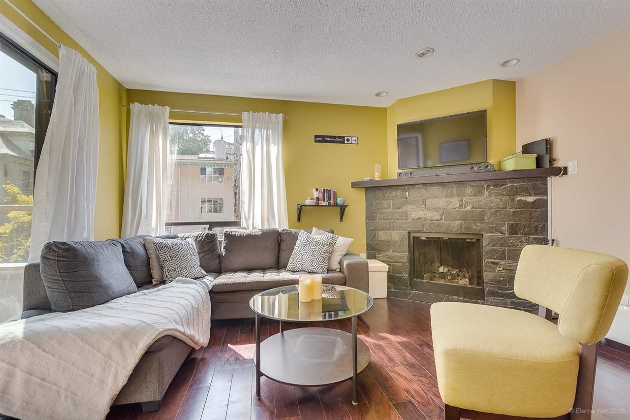 303 1500 PENDRELL STREET - West End VW Apartment/Condo for sale, 2 Bedrooms (R2526022) - #3