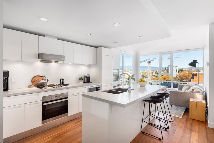 1607 188 KEEFER STREET - Downtown VE Apartment/Condo for sale, 2 Bedrooms (R2526049)