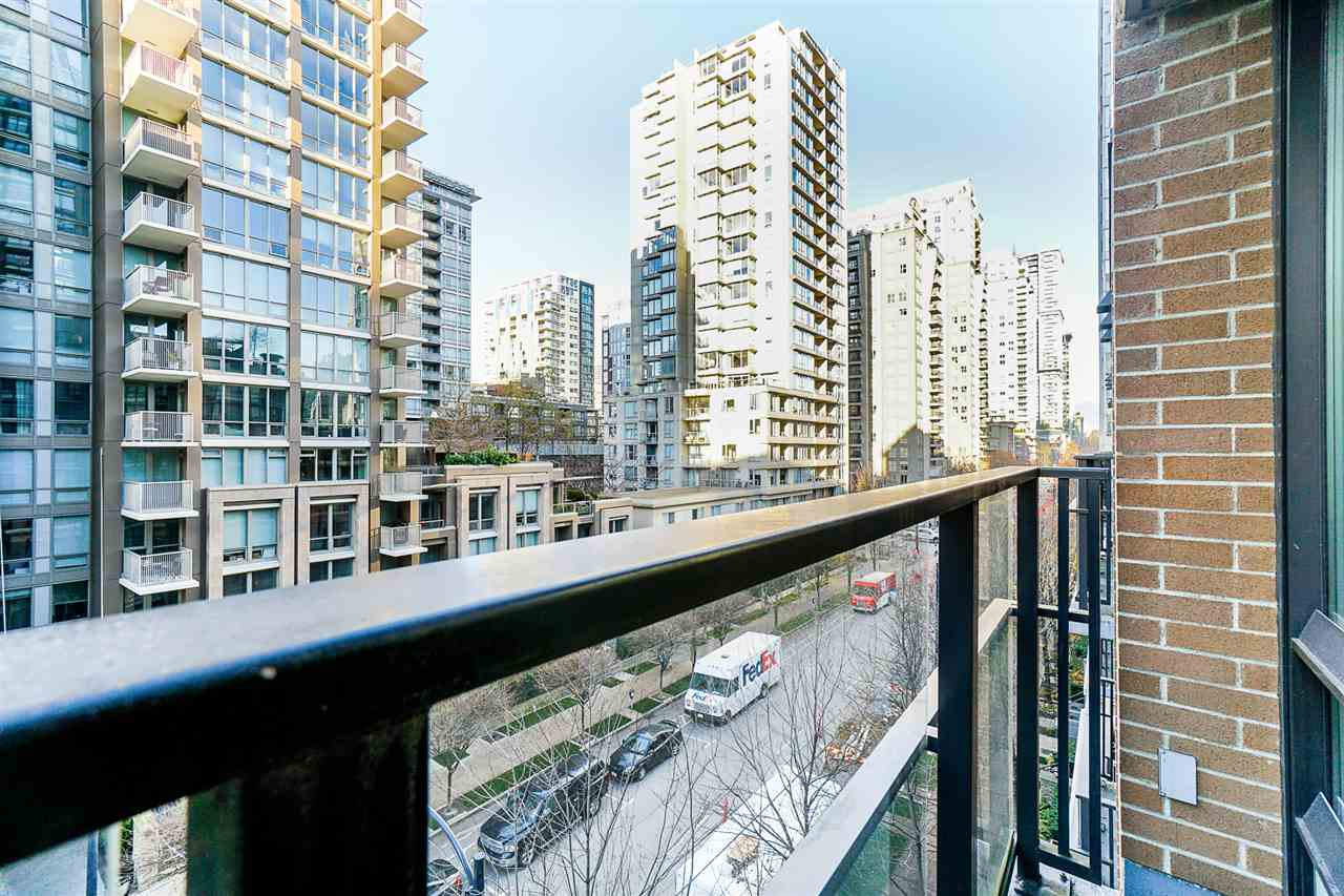 608 1088 RICHARDS STREET - Yaletown Apartment/Condo for sale, 1 Bedroom (R2526057) - #18