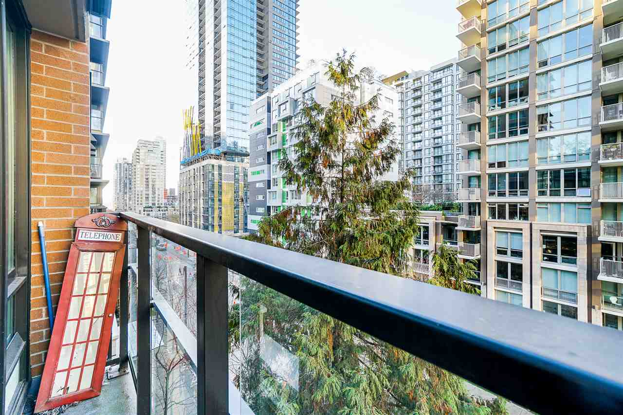 608 1088 RICHARDS STREET - Yaletown Apartment/Condo for sale, 1 Bedroom (R2526057) - #19