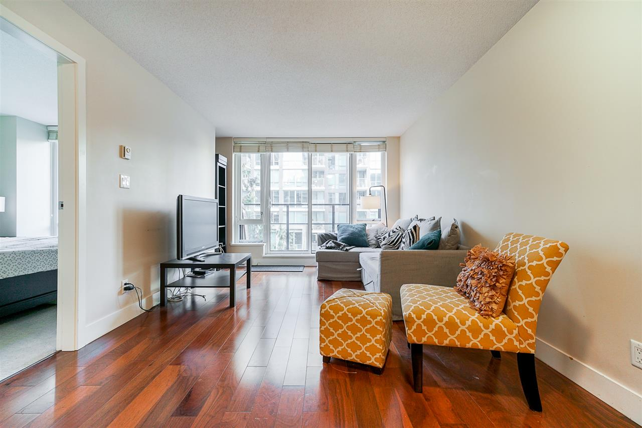 608 1088 RICHARDS STREET - Yaletown Apartment/Condo for sale, 1 Bedroom (R2526057) - #2