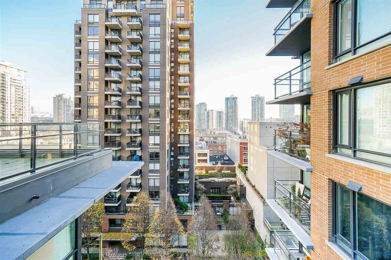 608 1088 RICHARDS STREET - Yaletown Apartment/Condo for sale, 1 Bedroom (R2526057) - #20