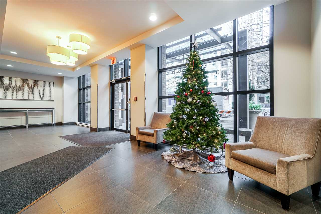 608 1088 RICHARDS STREET - Yaletown Apartment/Condo for sale, 1 Bedroom (R2526057) - #21