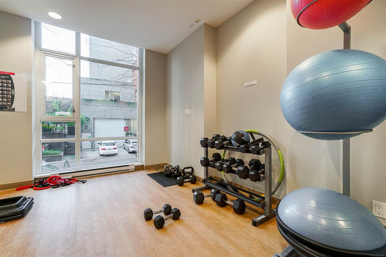 608 1088 RICHARDS STREET - Yaletown Apartment/Condo for sale, 1 Bedroom (R2526057) - #22
