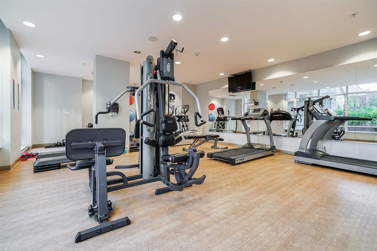 608 1088 RICHARDS STREET - Yaletown Apartment/Condo for sale, 1 Bedroom (R2526057) - #23