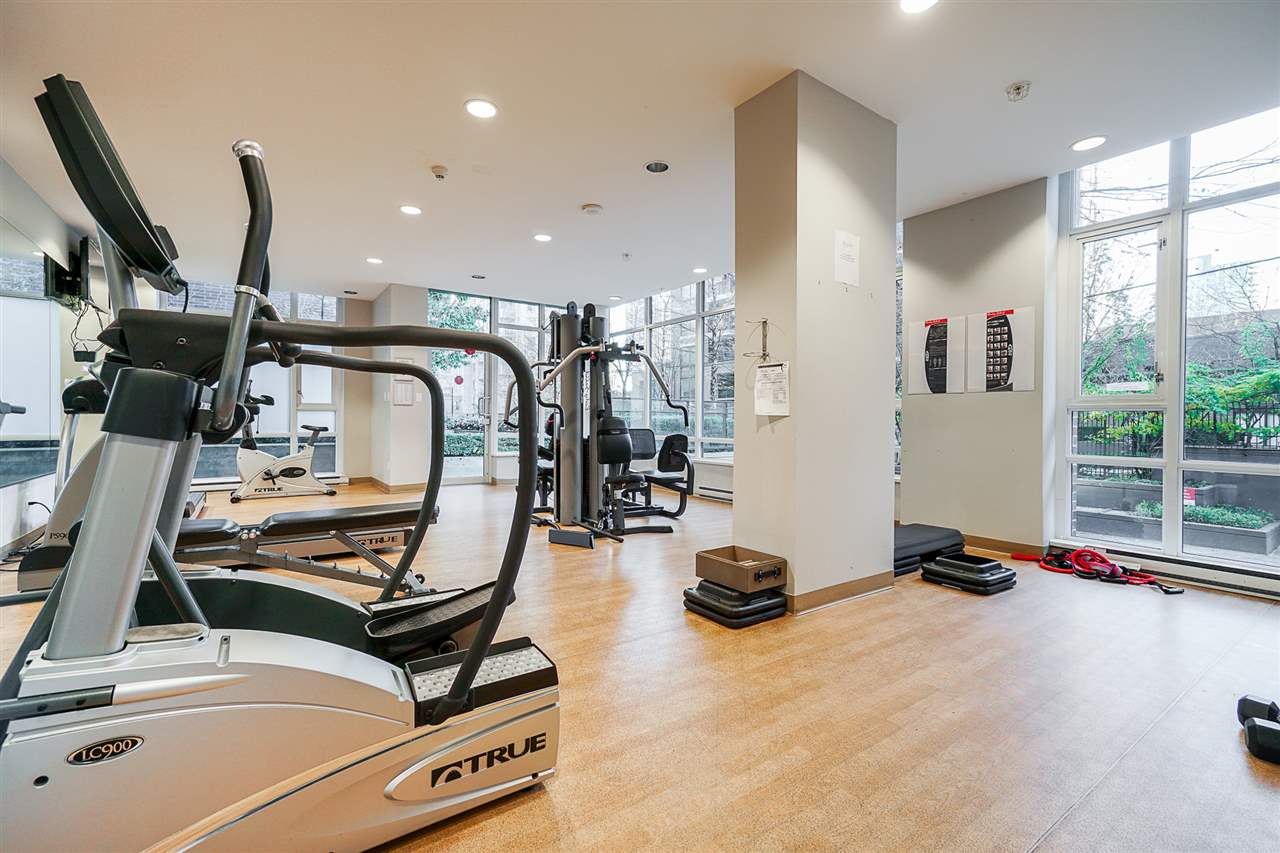 608 1088 RICHARDS STREET - Yaletown Apartment/Condo for sale, 1 Bedroom (R2526057) - #24