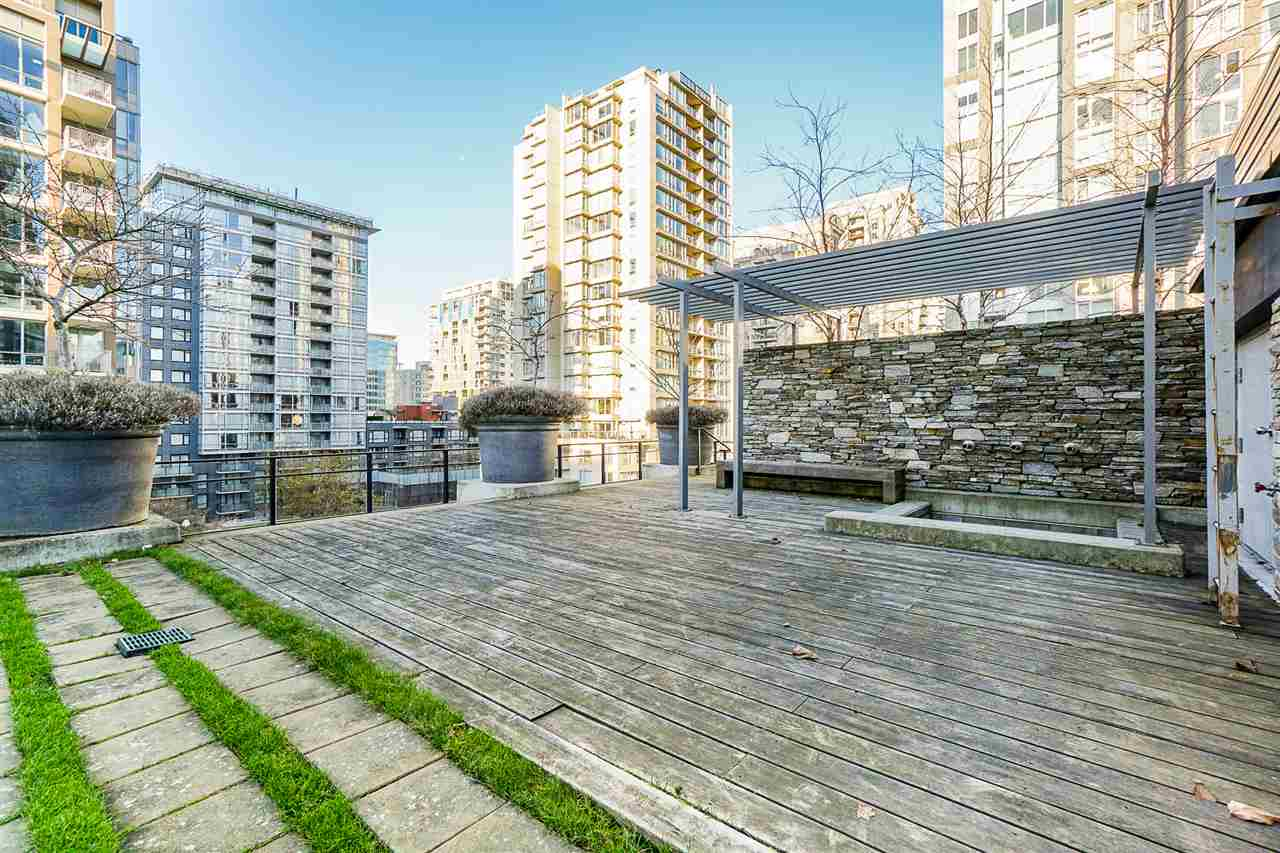 608 1088 RICHARDS STREET - Yaletown Apartment/Condo for sale, 1 Bedroom (R2526057) - #26